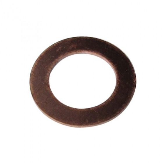 Master Cylinder Inner Copper Crush Washer, 41-66 Jeep & Willys