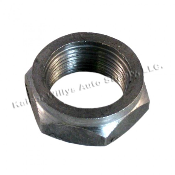 Crankshaft Pulley Nut, 41-71 Jeep & Willys with 4-134 engine