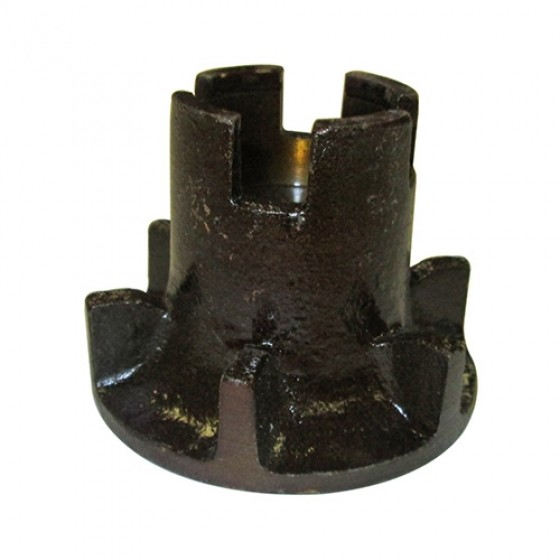 Water Pump Impeller, 41-71 Jeep & Willys with 4-134 engine