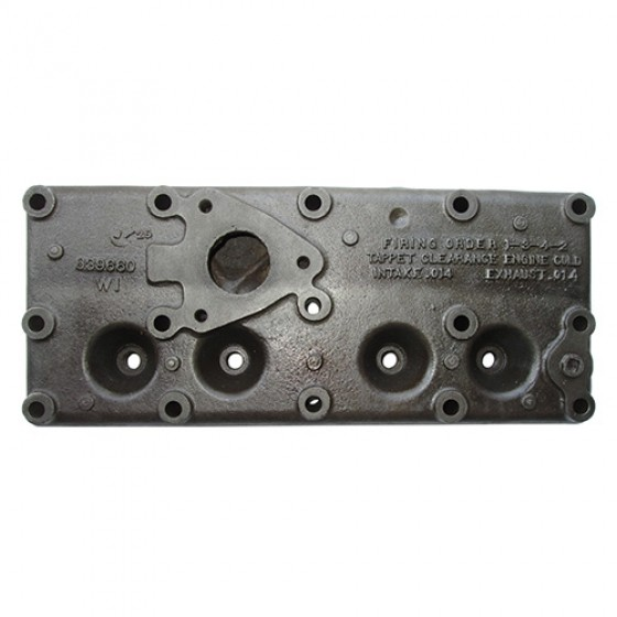 Reconditoned Cylinder Head (magnufluxed), 41-53 Jeep & Willys with 4-134 L engine