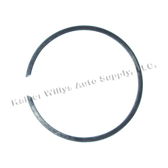 """Transmission Front Bearing Retainer Inner Snap Ring (.0625""""), 46-71 Jeep & Willys with T-90 Transmission"""