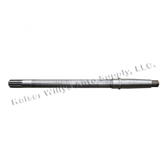 Rear Axle Shaft for Passenger Side, 46-71 Jeep with Dana 41/44