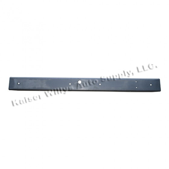 Front Bumper Bar,  48-64 CJ-2A, 3A, 3B