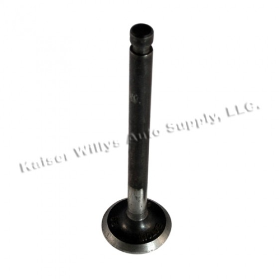 New Replacement Exhaust Valve  Fits  50-55 Station Wagon, Jeepster with 6-161 L engine