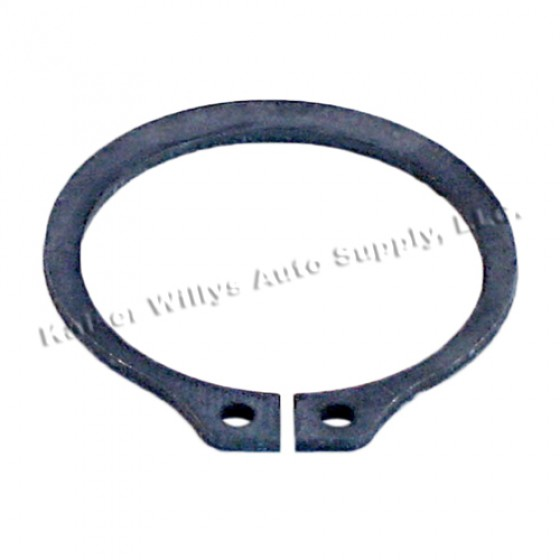 Front Axle Shaft Snap Ring, 41-71 Jeep & Willys with Dana 25/27