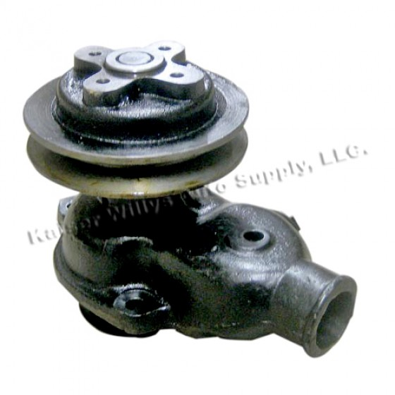 Water Pump with Pulley, 41-71 Jeep & Willys