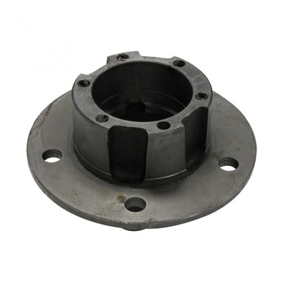 Front Axle Wheel Hub, 41-64 Jeep & Willys