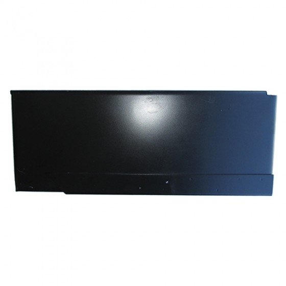 Rear Corner Replacement Panel for Drivers Side, 46-53 CJ-2A, 3A