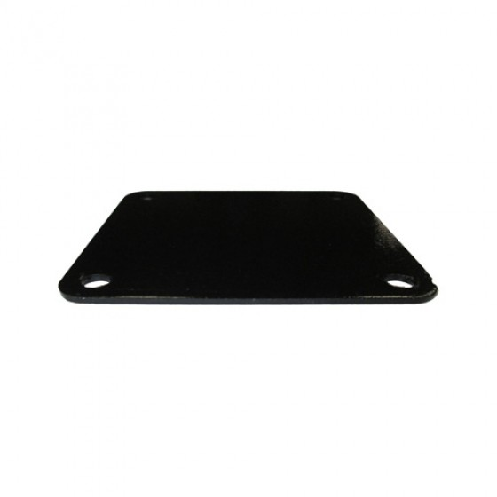 PTO Blank Cover Plate, 41-71 Jeep & Willys