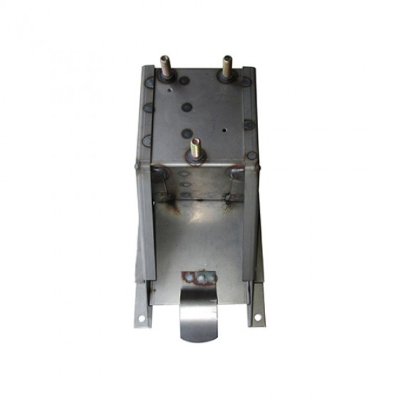 Spare Tire Carrier Mounting Bracket, 52-66 M38A1