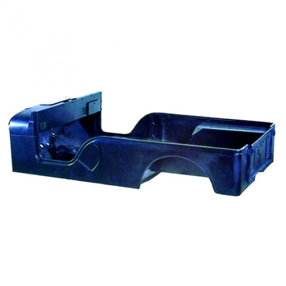Steel Body Tub Fits 55-71 CJ-6
