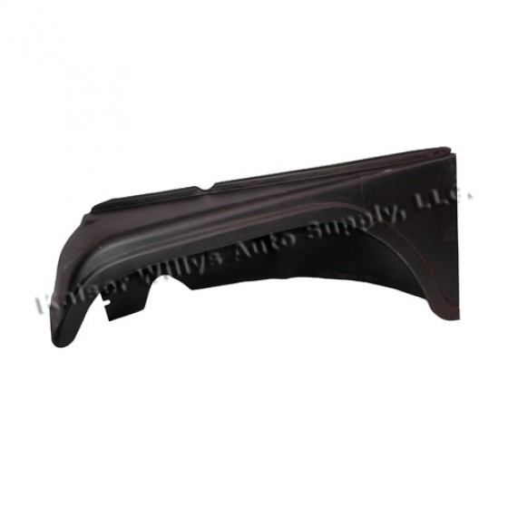 Front Drivers Side Fender, 52-68 CJ-5, M38A1