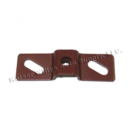 Windshield Pivot Bracket for Drivers Side of Cowl, 50-52 M38