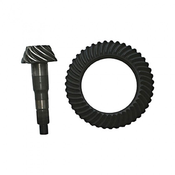 Ring and Pinion Kit with 4.55 Ratio, 86 CJ-7 with Rear Dana 44 with Flanged Axles