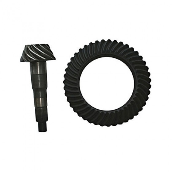 Ring and Pinion Kit with 3.54 Ratio, 86 CJ-7 with Rear Dana 44 with Flanged Axles
