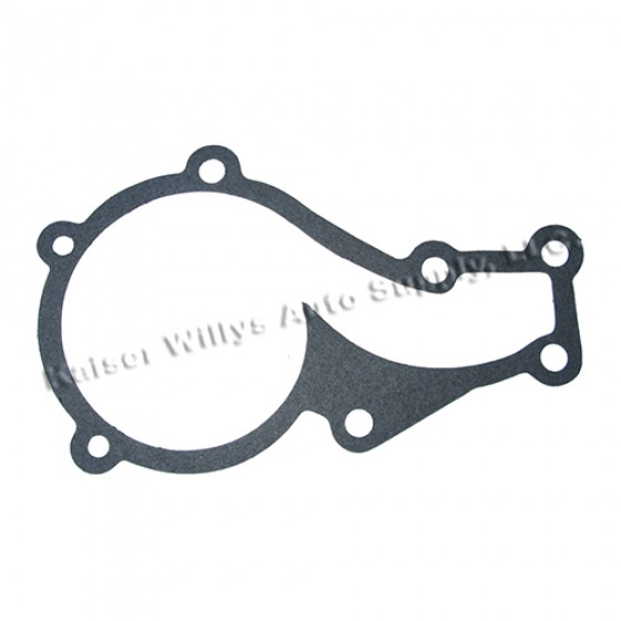 Water Pump to Plate Gasket, 54-64 Truck, Station Wagon with 6-226