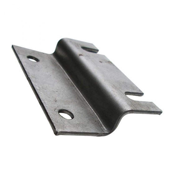 Air Cleaner Extension Bracket, 50-52 M38