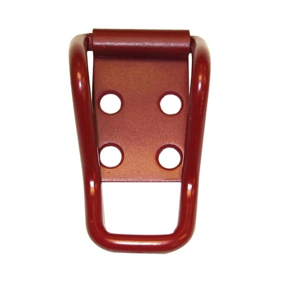 Rear Axe Clamp, 50-52 Willys M38