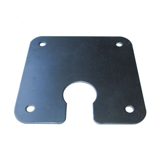 Firewall Electrical Junction Metal Cover, 51-66 M38, M38A1