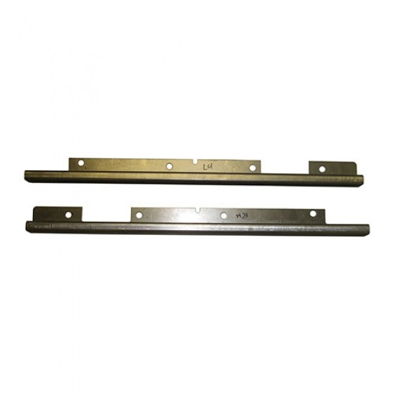 Door Frame Rope Channel (pair), 52-66 M38A1