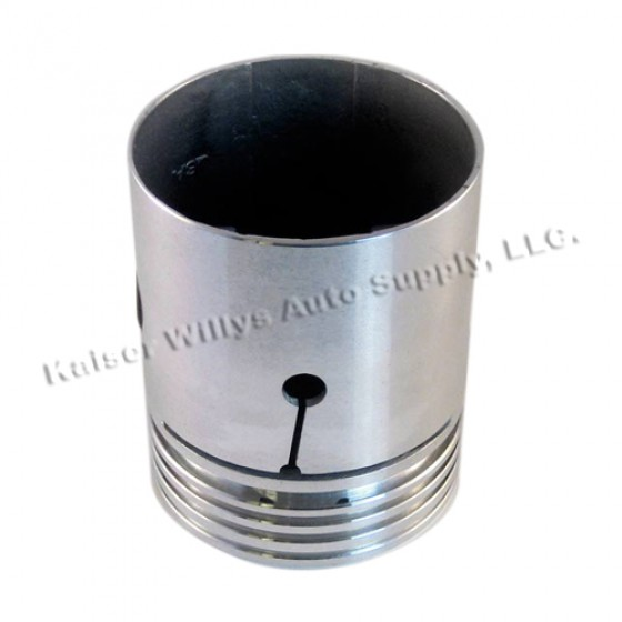 """New Replacement Piston with Pin - .010"""" o.s.  Fits  41-71 Jeep & Willys with 4-134 engine"""
