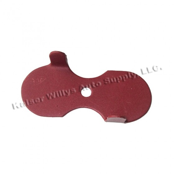 Floor Pan Drain Hole Cover, 50-52 Willys M38