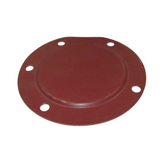 Floor Pan Master Cylinder Access Cover, 41-45 MB, GPW