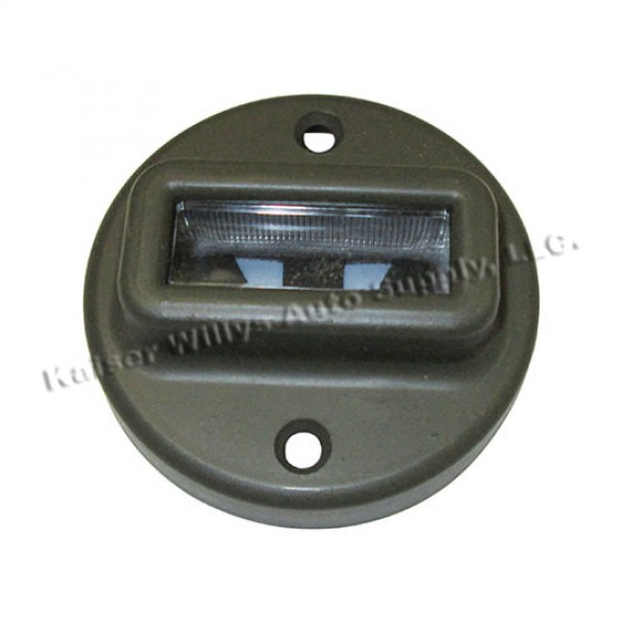 Blackout & Service Drive Marker Door Housing (mounts in grille), 50-66 M38, M38A1