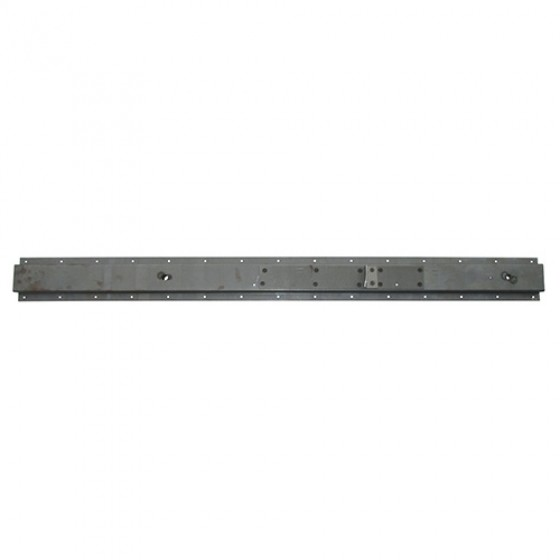 Rear Floor Board Hat Channel (1 required), 41-45 MB, GPW