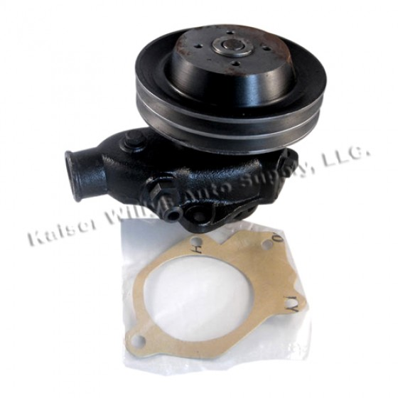 Water Pump with Pulley, 50-66 Willys M38, M38A1