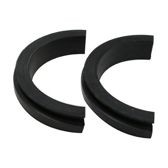 Neoprene Rear Main Oil Seal Fits 41-71 Jeep & Willys with 4-134 engine