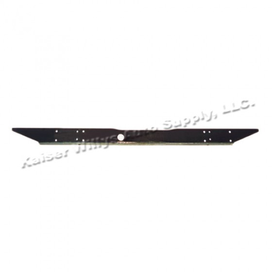 Rear Crossmember, Bumper, 50-52 M38