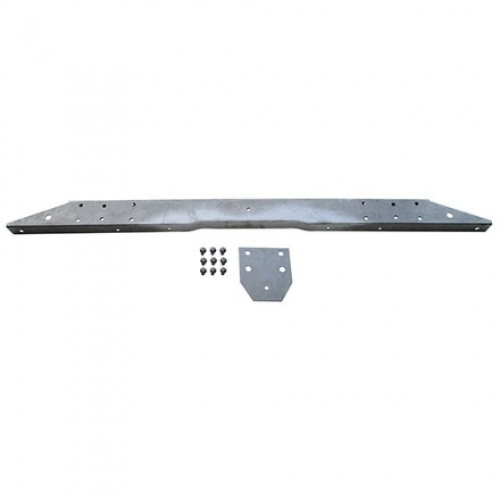 US Made Rear Crossmember Bumper, 41-45 GPW