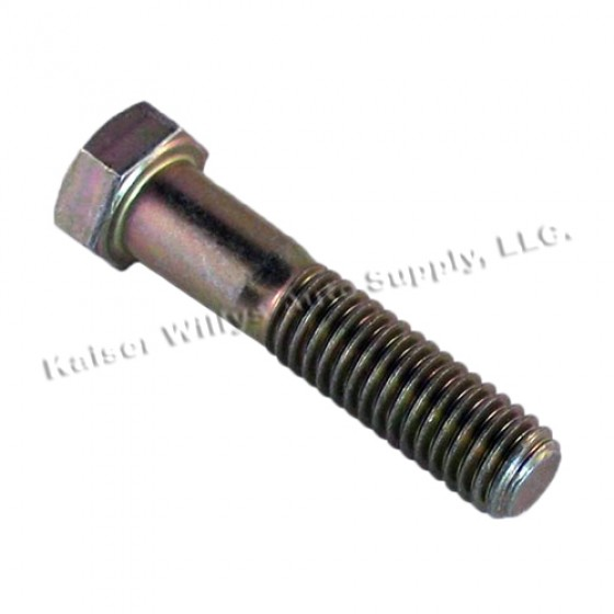 Cylinder Head to Block Bolt, 50-71 Jeep & Willys with 4-134 F engine
