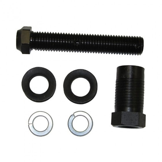 Upper Outer Control Arm Repair Kit, 46-55 Willys Jeepster, Station Wagon with Planar Suspension