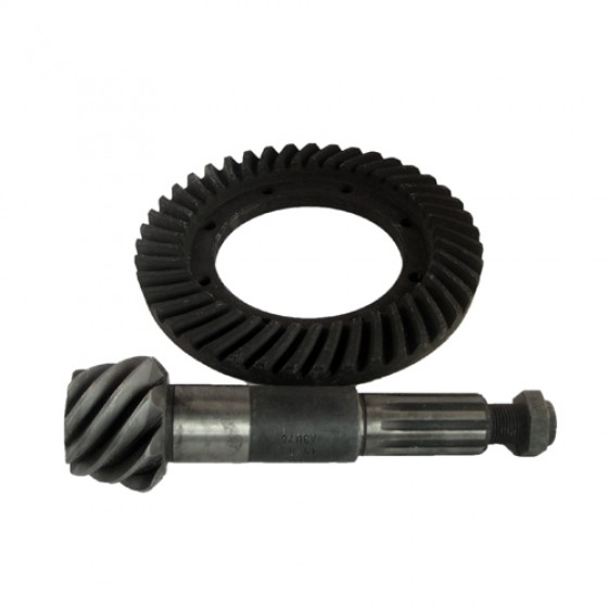 Ring & Pinion Gear Set Fits 46-66 Jeep & Willys with Dana 25 with 5.38 Ratio