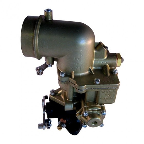 Show Quality Rebuilt Carter Carburetor Fits 52-66 M38A1