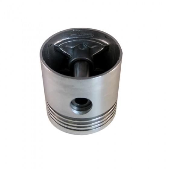 "New Replacement Piston with Pin - .020"" o.s. Fits 50-55 Station Wagon, Jeepster with 6-161 engine"