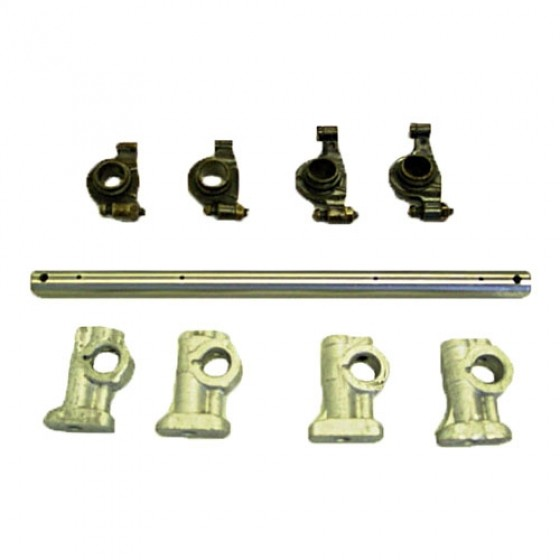 Replacement Rocker Arm Kit Fits 50-71 Jeep & Willys with 4-134 F engine