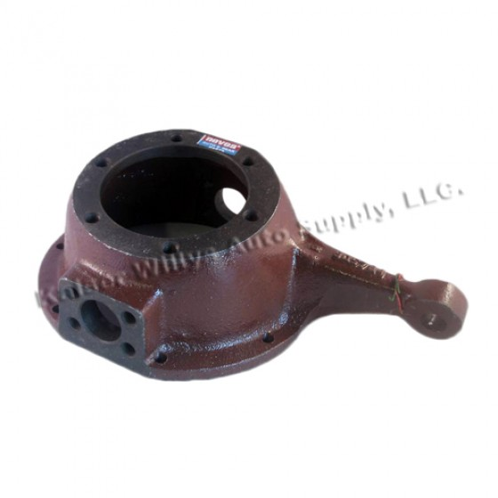Drivers Side Steering Knuckle Support, 41-66 MB, GPW, CJ-2A, 3A, 3B, 5, M38, M38A1