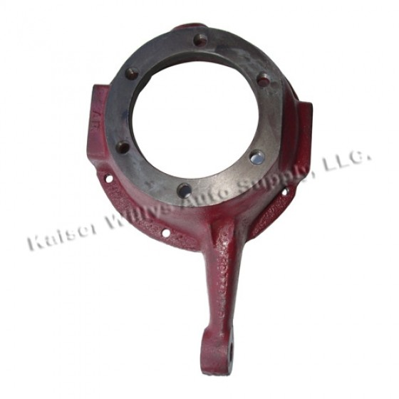 Passenger Side Steering Knuckle Support, 41-66 MB, GPW, CJ-2A, 3A, 3B, 5, M38, M38A1