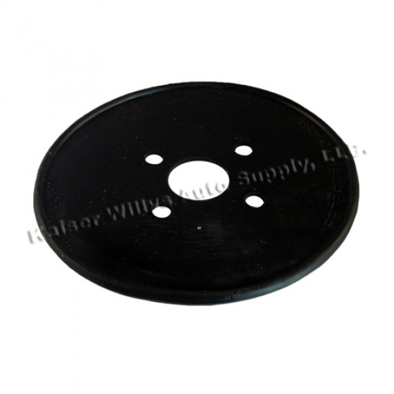 Rubber Tail & Stop Light Lens to Body Gasket, 48-51 Jeepster
