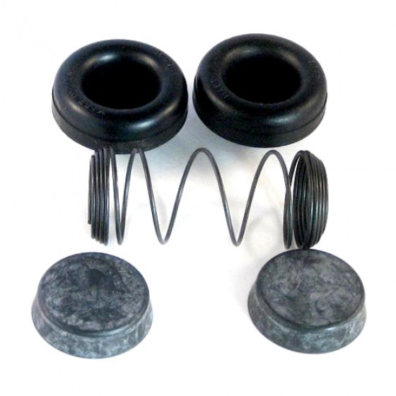 Wheel Cylinder Repair Kit 1-1/8 Inch, 46-64 Truck, Station Wagon with 11 Inch Brakes