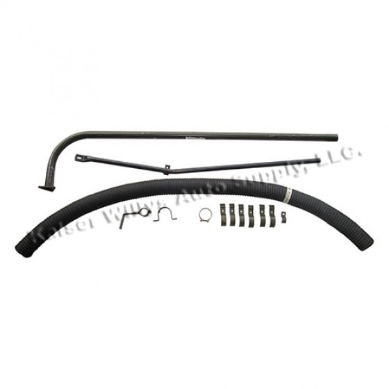 Deep Water Military Fording Kit, 52-66 M38A1
