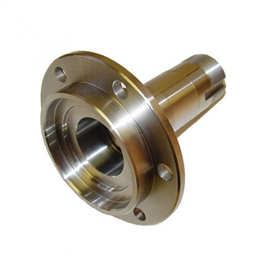 Drum Brake Spindle, 72-77 CJ with Front Dana 30