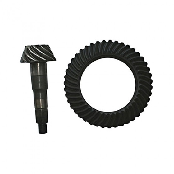 Ring and Pinion Kit with 4.10 Ratio, 86 CJ-7 with Rear Dana 44 with Flanged Axles