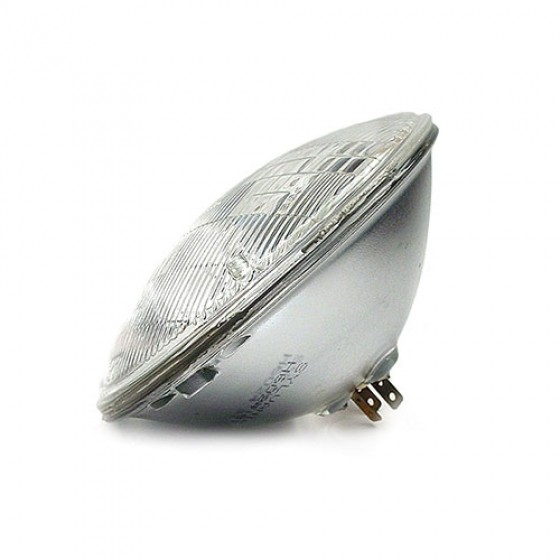 Round Sealed Beam Headlight Bulb, 76-86 CJ