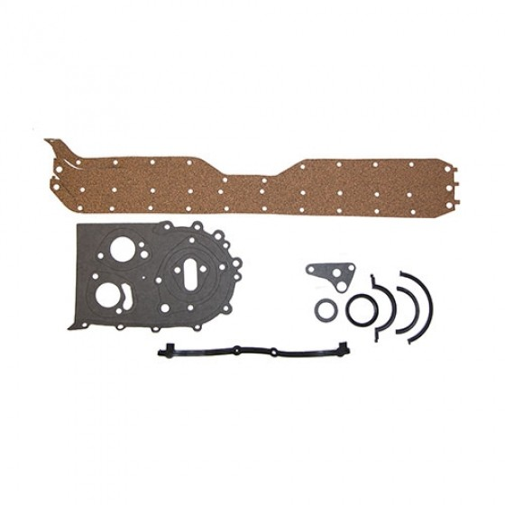 Lower Gasket Set, 76-86 CJ with 6 Cylinder