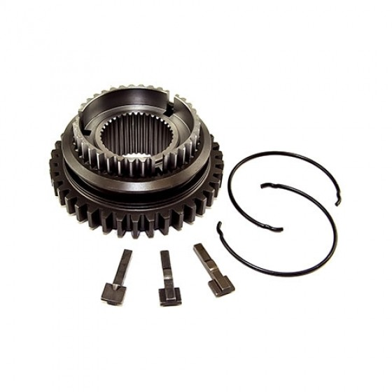 Transmission 1st and Reverse Synchronizer Assembly, 76-79 CJ with Tremec T150 3 Speed Transmission
