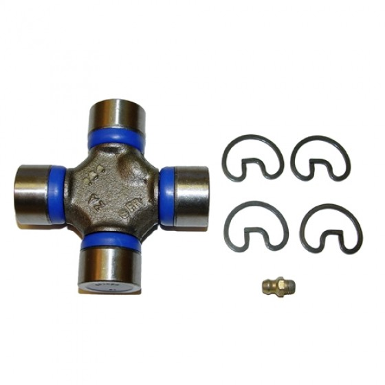 Spicer Style Universal Joint, 41-66 MB, GPW, CJ-2A, 3A, 3B, 5, M38, M38A1